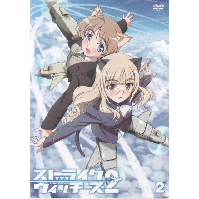 Strike Witches 2 Vol.2
