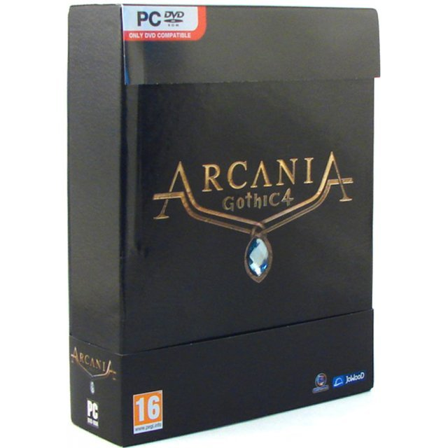 Arcania: Gothic 4 [Collector's Edition] (DVD-ROM)