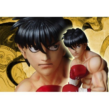 Hajime no Ippo The Fighting! Non Scale Pre-Painted PVC Figure: New Challenger 3rd Miyata Ichiro (Normal Ver.)