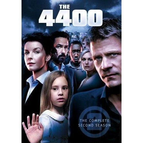 4400: The Complete Second Season [3-Disc Boxset]
