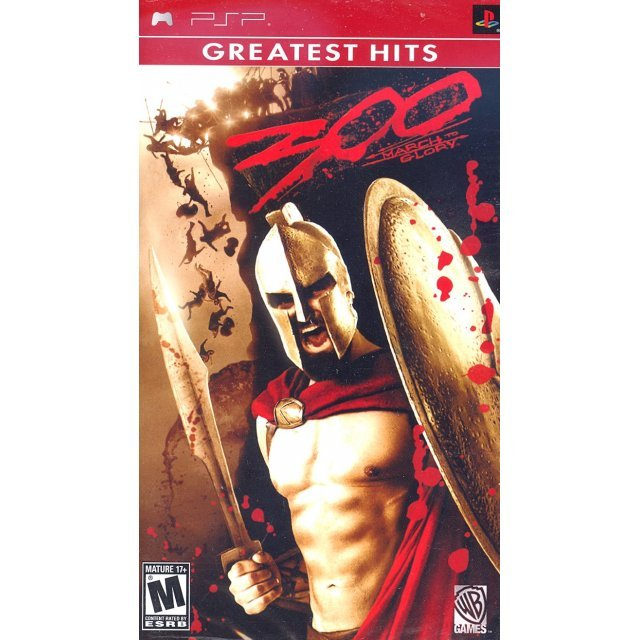 300: March To Glory (Greatest Hits)
