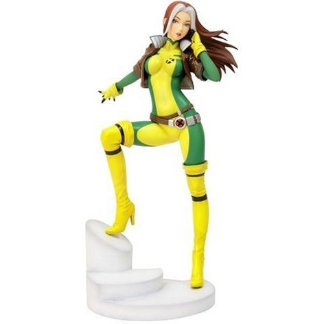 X-Men Marvel Bishoujo 1/8 Scale Pre-Painted PVC Figure: Rogue (Re-run)