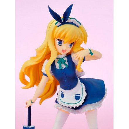 MM!  1/10 Scale Pre-Painted PVC Figure: Isurugi Mio