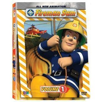 Fireman Sam Volume 1 [Episode 1-15]