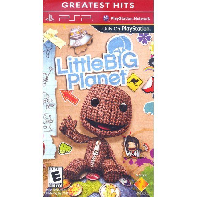Littlebigplanet Portable Greatest Hits