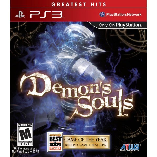 Demon's Souls (Greatest Hits)