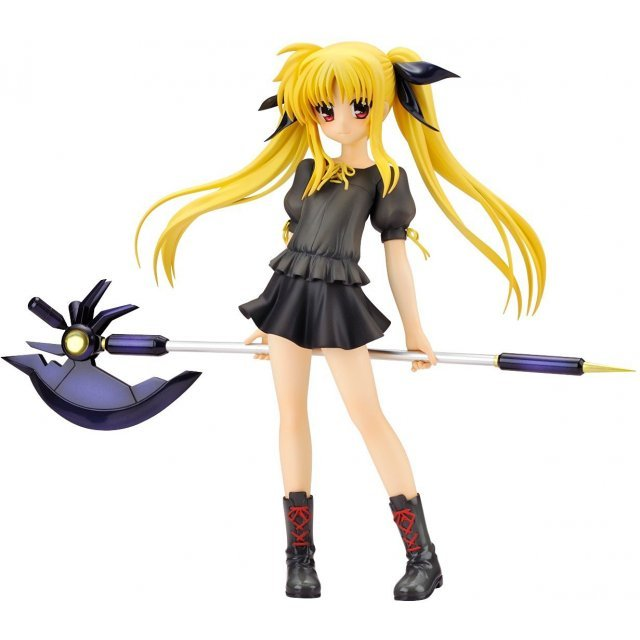 Magical Girl Lyrical Nanoha The Movie 1st 1/7 Scale Pre-Painted  PVC Figure: Fate Testarossa Casual Wear Ver.