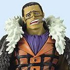One Piece DX Seven War Lords of the Sea Vol.2 Pre-Painted PVC Figure: Crocodile