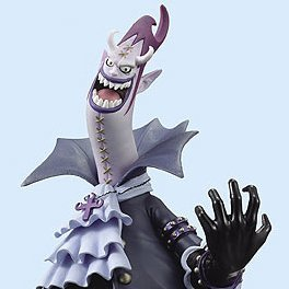 One Piece DX Seven War Lords of the Sea Vol.2 Pre-Painted PVC Figure: Gekko Moriah