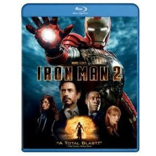 Iron Man 2 [2-Disc Edition]