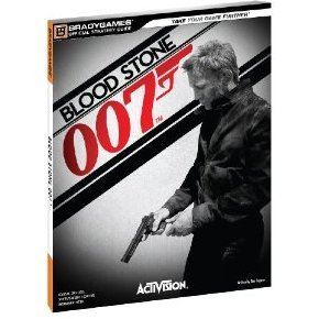 James Bond Blood Stone Official Strategy Guide