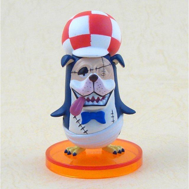 One Piece World Collectable Pre-Painted PVC Figure Halloween Special: HW006 - Inuppe