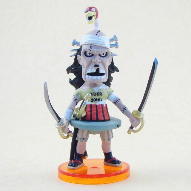 One Piece World Collectable Pre-Painted PVC Figure Halloween Special: HW007 - Jigorou