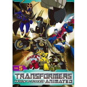 Transformers Animated Vol.5