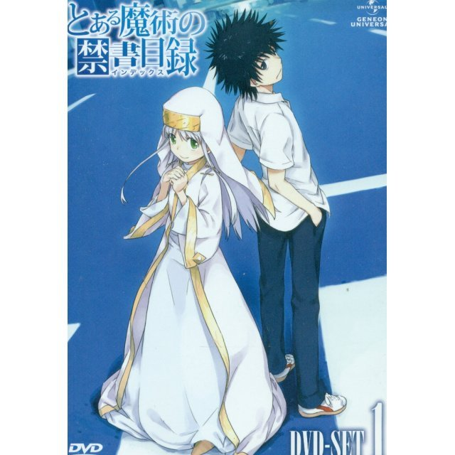 To Aru Majutsu No Index Set 1