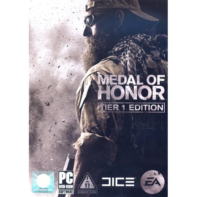 Medal of Honor (Tier 1 Edition) (DVD-ROM)