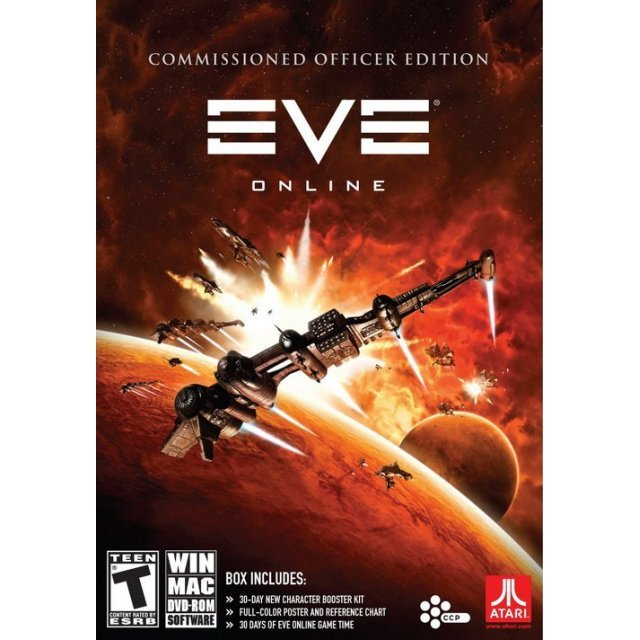 Eve Online: Commissioned Officer Edition (DVD-ROM)
