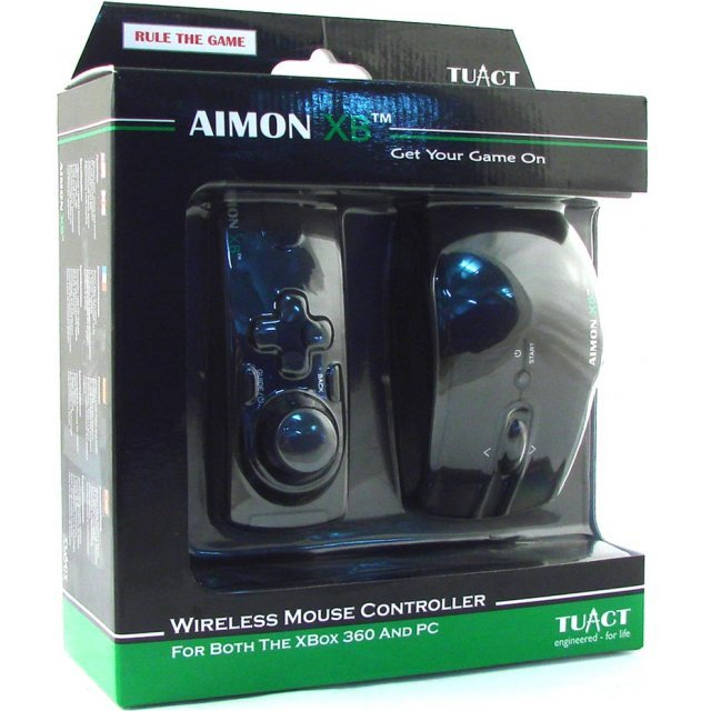 Aimon Wireless Laser Mouse / Controller Set