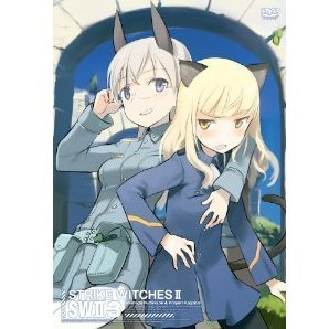 Strike Witches 2 Vol.3 [DVD+CD Limited Edition]