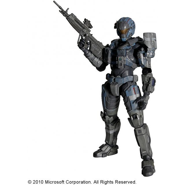 Halo Reach Play Arts Kai Vol.2 Non Scale Pre-Painted PVC Figure: Carter