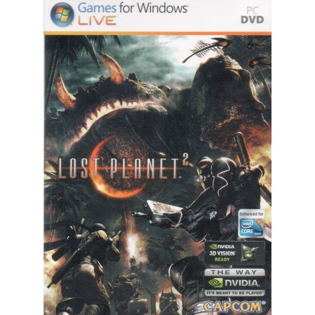 Lost Planet 2 (DVD-ROM)