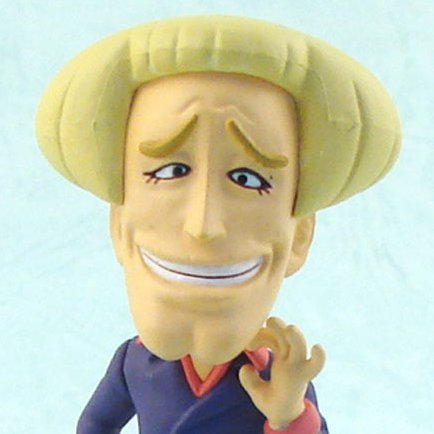 One Piece World Collectable Pre-Painted PVC Figure vol.7: TV051 -  Helmeppo