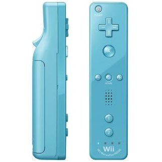 Wii Remote Plus Control (Blue)