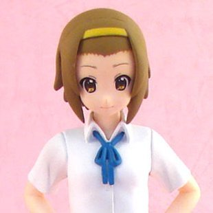 K-On! Pre-Painted Figure: Ritsu Tainaka After School Tea Time Ver.
