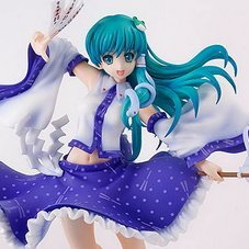 Touhou Project 1/8 Scale Pre-Painted PVC Figure: Kochiya Sanae