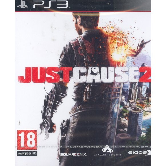 Just Cause 2 (Platinum Hits)