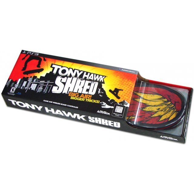 Tony Hawk: Shred (Bundle)