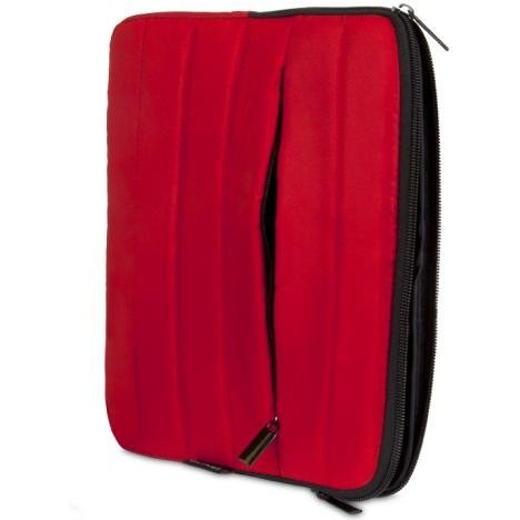 i.Sound Universal Padded Travel Sleeve Case (Red)