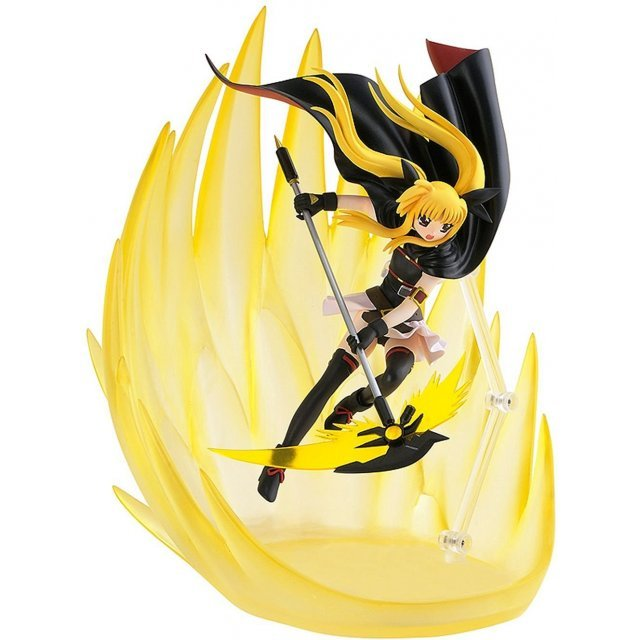 Magical Girl Lyrical Nanoha The Movie 1st 1/12 Scale Pre-Painted PVC Figure: Fate Testarossa  Airstriker
