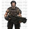 Bulletstorm 7'' Pre-Painted  Action Figure: Grayson