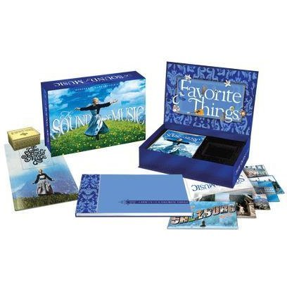 Sound Of Music [45th Anniversary Limited Edition Boxset]