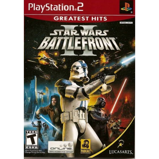Star Wars Battlefront II (Greatest Hits)