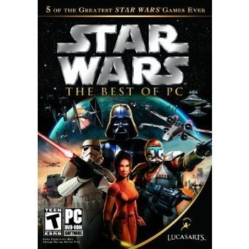Star Wars: The Best of PC (DVD-ROM)