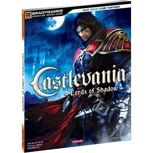 Castlevania: Lords of Shadow Signature Series Guide [broken - pages missorted]