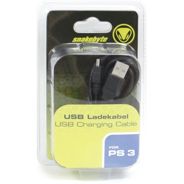 Snakebyte USB Charging Cable