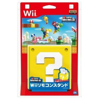 New Super Mario Bros. Wii Remote Stand (Hatena Version)