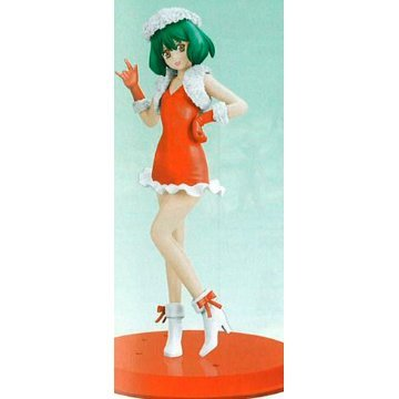 Macross Frontier Non Scale Pre-Painted DX Figure: Ranka Christmas Costume Ver. Asst 1