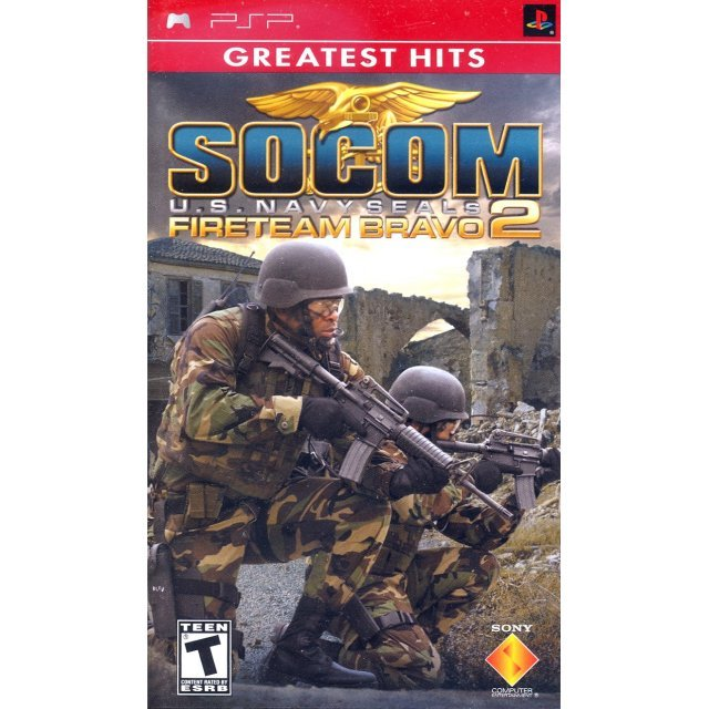 SOCOM: U.S. Navy SEALs Fireteam Bravo 2 (Greatest Hits)