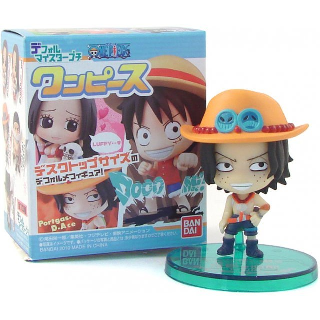 One Piece Deformaster Petit Pre-Painted Trading Figure