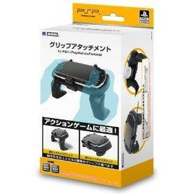 Grip Attachment for PSP