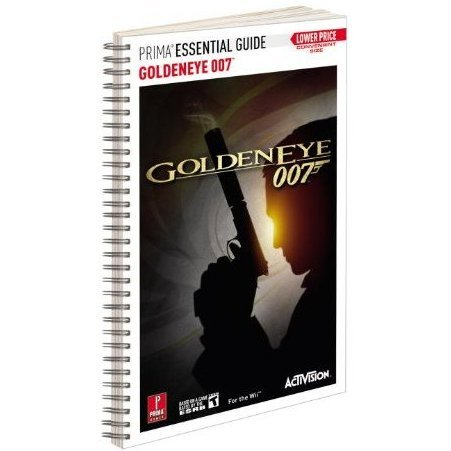 Goldeneye 007 Prima Official Essential Guide