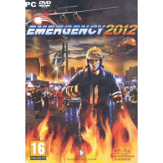 Emergency 2012 (DVD-ROM)