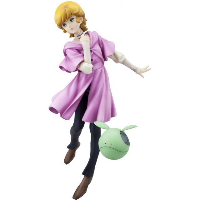 Mobile Suit Gundam Unicorn RAH DX G.A.NEO Pre-Painted PVC Figure: Audrey Burne