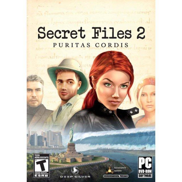Secret Files 2: Puritas Cordis (DVD-ROM)