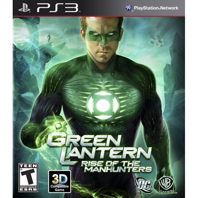 Green Lantern: Rise of Manhunters