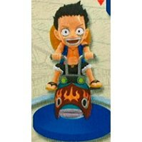 One Piece World Collectable Pre-Painted PVC Figure vol.8: TV057 - Monkey D. Luffy